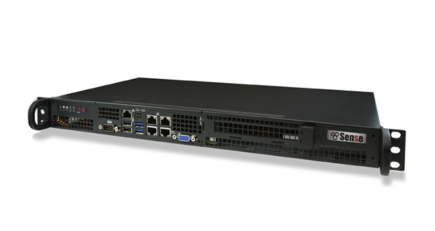 C2758 pfSense 1U Rack Mount Network Firewall Hardware Appliance